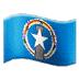 🇲🇵 flag: Northern Mariana Islands Emoji on Samsung Platform