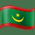 🇲🇷 flag: Mauritania Emoji on Samsung Platform