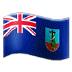 🇲🇸 flag: Montserrat Emoji on Samsung Platform