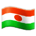 🇳🇪 flag: Niger Emoji on Samsung Platform