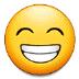 😁 Beaming Face With Smiling Eyes Emoji on Samsung Platform