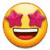🤩 star-struck Emoji on Samsung Platform