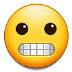 😬 grimacing face Emoji on Samsung Platform