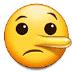 🤥 lying face Emoji on Samsung Platform