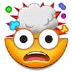 🤯 exploding head Emoji on Samsung Platform
