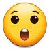 😲 Cara Atônita Emoji na Plataforma Samsung