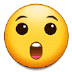 😲 Faccina Stupita Emoji sulla Piattaforma Samsung