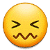 😖 confounded face Emoji on Samsung Platform