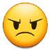 😠 Wajah Marah Emoji pada Platform Samsung