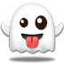 👻 Ghost Emoji on Samsung Platform