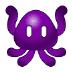 👾 alien monster Emoji on Samsung Platform
