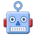🤖 robot Emoji on Samsung Platform