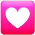 💟 heart decoration Emoji on Samsung Platform