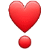❣️ heart exclamation Emoji on Samsung Platform