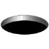 🕳️ hole Emoji on Samsung Platform