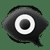👁️🗨️ eye in speech bubble Emoji on Samsung Platform