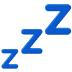 💤 ZZZ Emoji on Samsung Platform