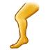 🦵 leg Emoji on Samsung Platform
