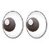 👀 Yeux Emoji sur la plateforme Samsung