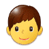 👦 Boy Emoji on Samsung Platform