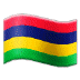 🇲🇺 Mauritius Flag Emoji on Samsung Platform
