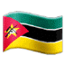 🇲🇿 flag: Mozambique Emoji on Samsung Platform