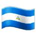 🇳🇮 flag: Nicaragua Emoji on Samsung Platform