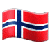 🇳🇴 Norway Flag Emoji on Samsung Platform