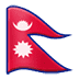 🇳🇵 flag: Nepal Emoji on Samsung Platform