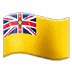 🇳🇺 flag: Niue Emoji on Samsung Platform