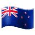 🇳🇿 New Zealand Flag Emoji on Samsung Platform