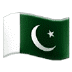 🇵🇰 flag: Pakistan Emoji on Samsung Platform