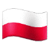 🇵🇱 flag: Poland Emoji on Samsung Platform