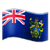 🇵🇳 flag: Pitcairn Islands Emoji on Samsung Platform