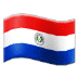 🇵🇾 flag: Paraguay Emoji on Samsung Platform