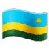 🇷🇼 flag: Rwanda Emoji on Samsung Platform