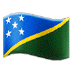 🇸🇧 flag: Solomon Islands Emoji on Samsung Platform
