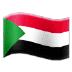 🇸🇩 flag: Sudan Emoji on Samsung Platform
