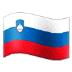 🇸🇮 flag: Slovenia Emoji on Samsung Platform