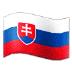 🇸🇰 flag: Slovakia Emoji on Samsung Platform