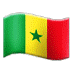 🇸🇳 flag: Senegal Emoji on Samsung Platform