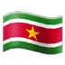 🇸🇷 flag: Suriname Emoji on Samsung Platform