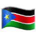 🇸🇸 flag: South Sudan Emoji on Samsung Platform