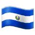 🇸🇻 flag: El Salvador Emoji on Samsung Platform