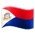 🇸🇽 flag: Sint Maarten Emoji on Samsung Platform