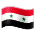 🇸🇾 Syria Flag Emoji on Samsung Platform