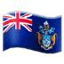 🇹🇦 flag: Tristan da Cunha Emoji on Samsung Platform