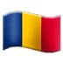 🇹🇩 flag: Chad Emoji on Samsung Platform