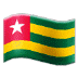🇹🇬 flag: Togo Emoji on Samsung Platform