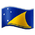 🇹🇰 flag: Tokelau Emoji on Samsung Platform